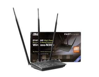 Asus WiFi Router / Range extender NT4UHP