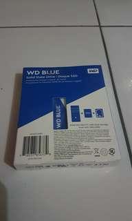 SSD WD BLUE 250 GB
