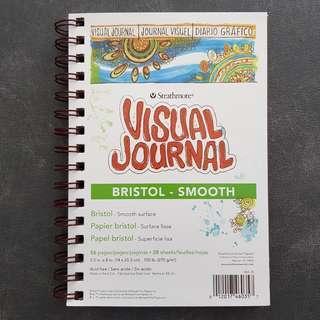 🚚 Strathmore Visual Journal