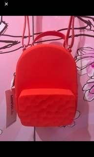 (New) Jelly bag Miniso Orange🎒