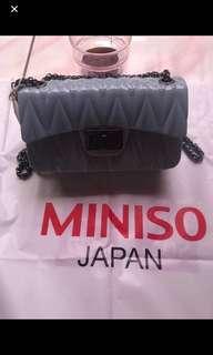 (New)Jelly Bag Miniso👛