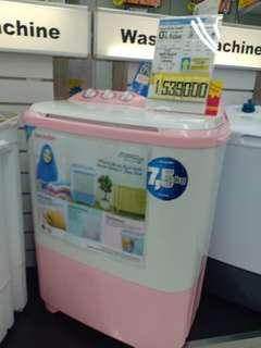 Kredit Mesin Cuci Sharp 2 Tabung Di Kemang