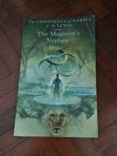 The Chronicles of Narnia : The Magician's Nephew #STB50