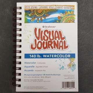 Strathmore Visual Journal