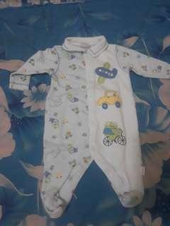 Jumper baby sleepsuit