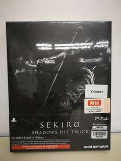 🚚 (Brand New) PS4 Sekiro Shadows Die Twice / R3