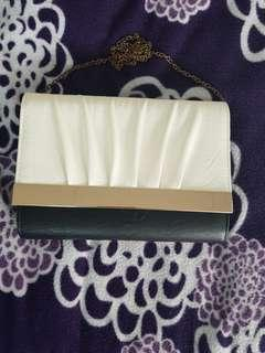 ☆ Contrast bag/clutch ☆
