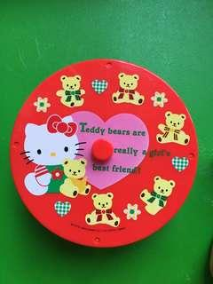 Hello Kitty 1991年盒