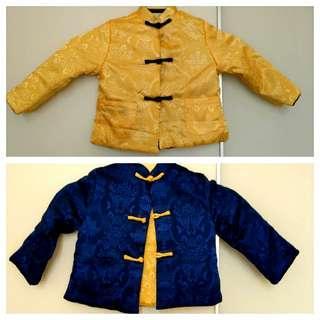 華服 中式上衣 chinese style jacket