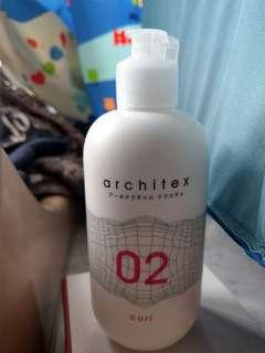 Architex 02 curl hair product
