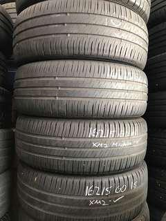 215/60/16 used tyre x4 (Michelin)