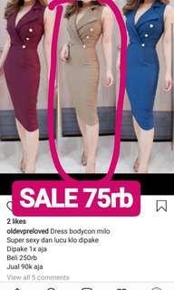 Party mini dress jumpsuit atasan SALE!