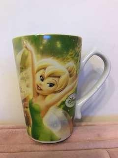 Disney Fairies Twinkle bell mug 小仙子杯