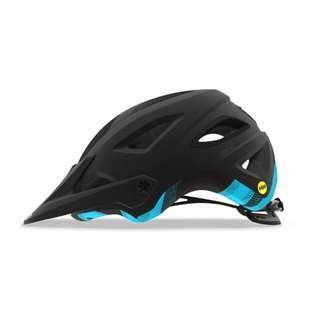 Giro Montaro MIPS Helmet - Matte Black/Iceberg (Matte Black/Blue)