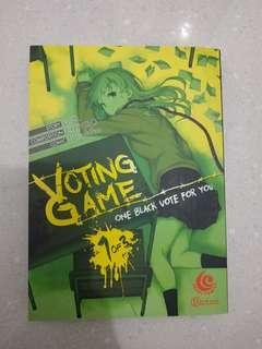 Komik Voting Game