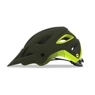 Giro Montaro MIPS Helmet - Matte Olive/Citron (Matte Olive Green/Neon Green)