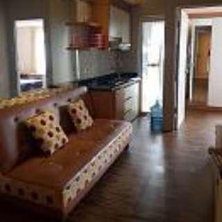 apartemen greenbay 2 kamar furnish murah transaksi secepatnya