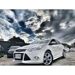 2014 福特 Focus 4D