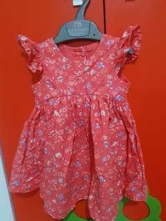 Dress Mothercare size up to 3 months