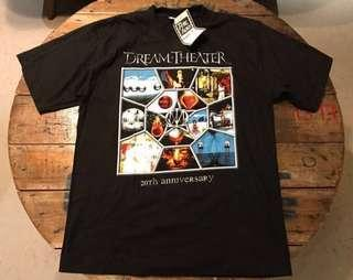 Sale ! Dream Theater Band Tee Shirt 💯 % Cotton made