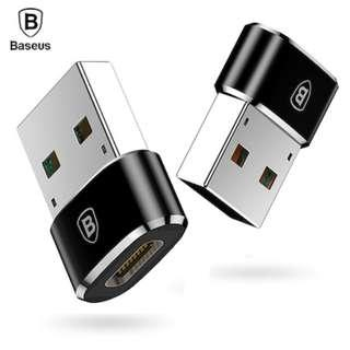 Baseus Charger Plug Adapter Converter for TYPE-C to USB ( Female to Male )
