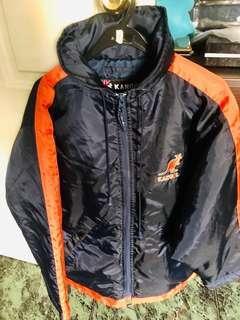Vintage Style Kangol Jacket