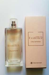 Evidance yves rocher perfume