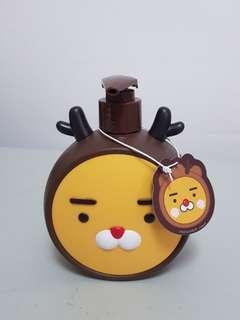 The face shop body lotion - Kakao friends (Little Ryan)