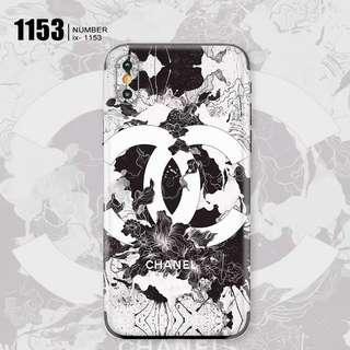 🚚 Chanel Flower Phone Skin