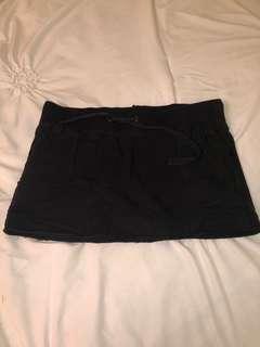Garage miniskirt
