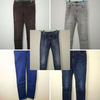 5 JEANS 150 rb - TAKE ALL