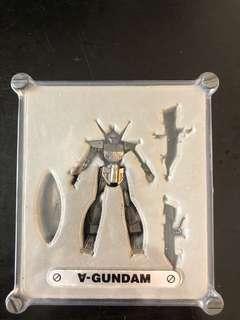 超合金Chogokin Nano 機動戰士Turn A Gundam