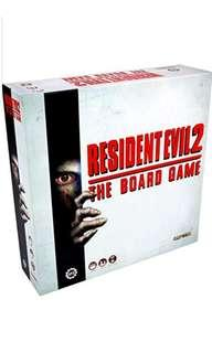 PO: Steamforged Games Resident Evil 2 Core Board Game