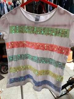 🚚 Zara tshirt for girls