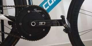 Rotor 3D24 fixie crankset