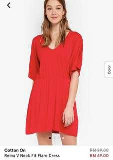 Cotton On Jenn Dress