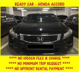 Honda Accord 2.0 Auto