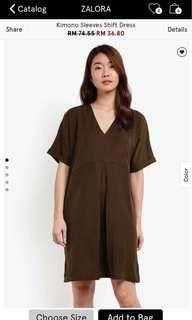 Zalora Kimono Dress