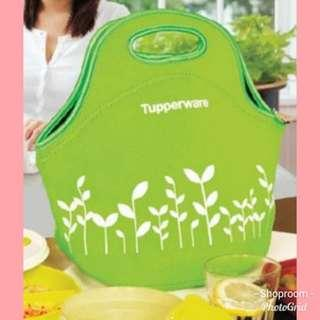 BN Tupperware Lunch Bag Tote