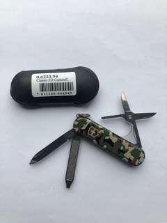全新瑞士Victorinox 十字牌萬用刀
