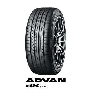Yokohama Advan dB V552 全新行貨特價
