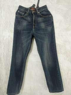 Celana Blue Jeans LEA original W27 L30
