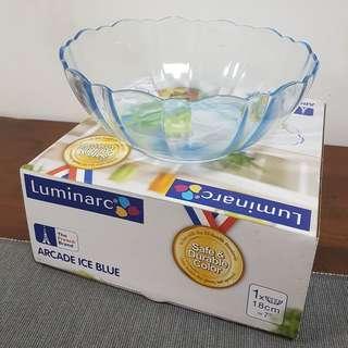 BNIB*** 3 pieces Luminarc 18cm Arcade Salad Dessert Bowl