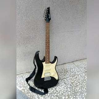 電吉他 單單雙 少彈 狀況好
