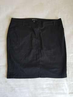 Black Skirt Mango Jumbo Size XL