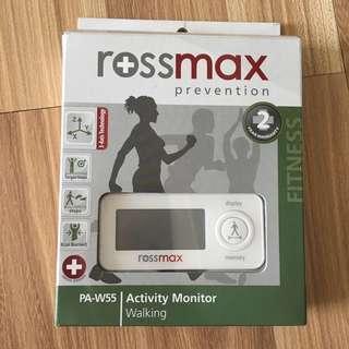 Brand New Ross Max Activity monitor