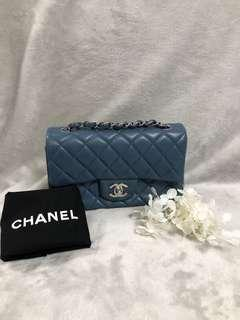 Chanel classic款細袋