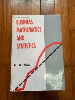 🚚 Business Mathematics & Statistics