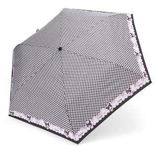 4a0f1badf Japan Sanrio Kuromi Sunny Combination UV Folding Umbrella