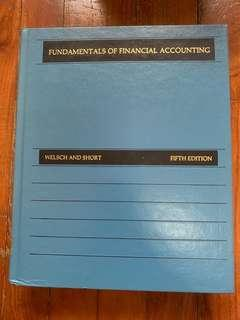 🚚 Fundamentals of Financial Accounting